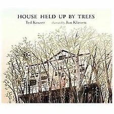 House Held up by Trees by Ted Kooser c2012, NEW Hardcover First Edition
