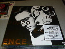 Justin Timberlake - The 20/20 Experience 2 of 2 - 2 LP Vinyl &MP3 // Gatefold
