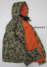 NWT Polo Ralph Lauren Camo Snowboarding Ski Huting Down jacket coat L Military
