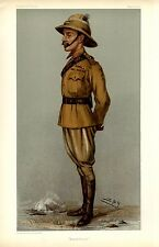 BRITISH ARMY OFFICER GENERAL IAN STANDISH HAMILTON WAR OFFICE MILITARY SECRETARY