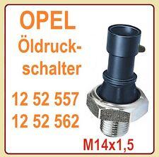 Öldruckschalter Opel C20XE, C20LET ab Mot Nr. C2.5XE,X1.6SZ X1.6SZR X1.6XEL