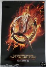 SDCC Comic Con 2013 The Hunger Games CATCHING FIRE Mocking Jay Bird Poster