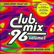 Club Mix '96, Vol. 1 by Various Artists (CD, Jan-1996, Cold Front Records)