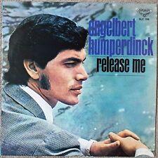 """1967 """"NM Wax"""" 見本品 Sample Engelbert Humperdinck Release Me SLC 188 Japan Debut LP"""