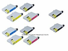 10 non-oem INK FOR EPSON 69 T069 NX100 NX200 NX300 NX400 WORKFORCE30 40 500 600