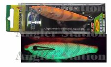 Yamashita Toto Sutte R WS95N F/OC Warm Jacket Super Bright Luminous Squid Jig