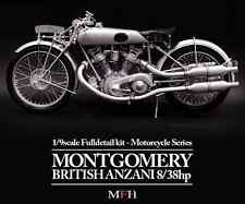 MFH Model Factory Hiro 1/9 MONTGOMERY BRITISH ANZANI 8/38h.p. Fulldetail kit