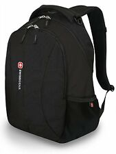 """Swiss Gear Black Backpack Fits up to 17""""  Laptops"""