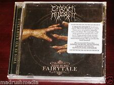 Carach Angren: This Is No Fairytale CD 2015 Fairy Tale Season Of Mist SOM347 NEW