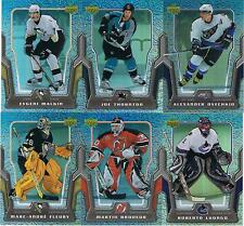2007-08 UD McDONALDS COMPLETE BASE HOCKEY CARD SET 56 - AVAILABLE ONLY IN CANADA