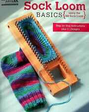 Sock Loom Basics  Using The KB Sock Loom  Leaflet