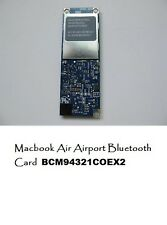 MacBook Air A1237 A1304 Wireless Bluetooth Card BCM94321COEX2 MB003 MC233 MB543