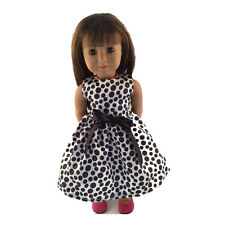 2016 fashion clothes dress for 18inch American girl doll party b333