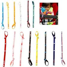 Toy Saver Sippy Cup Baby Bottle Strap Holder For Stroller/High Chair/Car Seat A
