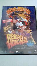 """DVD """"MARCO ANTONIO RESCATE EN HONG KONG"""" PRECINTADA CARLOS VARELA DANIEL TORRES"""