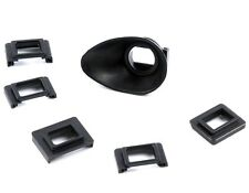 6 in1 Rubber Eyepiece Eyecup eye cup for Canon Nikon Sony Minolta Olympus Pentax