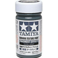 Tamiya 87115 Diorama Texture Paint - Pavement Effect: Gray (NET 100ml)