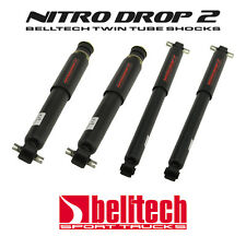 82-04 S10/Sonoma 2WD Nitro Drop 2 Shocks for 2/3 Drop