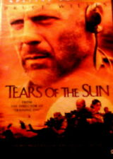 TEARS of the SUN (2003) Special Edition Bruce Willis Monica Bellucci SEALED