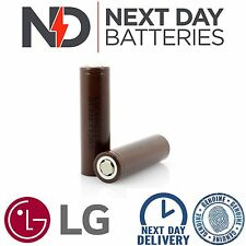 GENUINE LG HG2 18650 3000mAh 20/30A HIGH DRAIN IMR RECHARGEABLE Li BATTERY VAPE