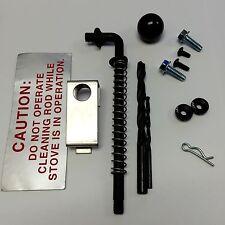 Quadra-Fire Rod & Linkage Kit for 800 Series Pellet Stoves