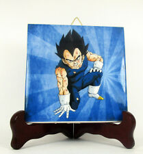 Vegeta Dragon Ball Z Ceramic Tile NEW COLLECTION 2014 Anime Manga Japan Mod. 1