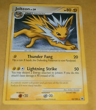 POKEMON TCG CARD - DIAMOND AND PEARL MAJESTIC DAWN - JOLTEON 23/100