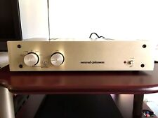 CONRAD JOHNSON PV 10AL TUBE CONTROL PREAMPLIFIER EXCELLENT CONDITION