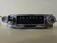 1963-64 Full Size Chevy GMC Truck After Market AM Radio 985431 CTM63/64 38GM