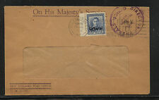 New  Zealand  O89  official  cover      AT0908