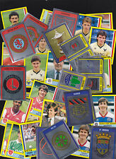 PANINI Football 87 Sticker No.490 A-B BROWN & KIDD DUNDEE
