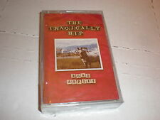 The Tragically Hip CASSETTE Road Apples SEALED