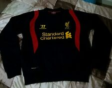 Liverpool warrior sweatshirt size XLB/158