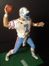 "Dan Pastorini Houston Oilers Jersey Custom Mcfarlane Football Figure 6"" Loose"