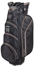 Datrek Lite Rider Golf Cart Bag Black/Charcoal New