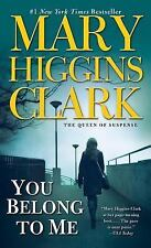 You Belong To Me, Mary Higgins Clark, 0671004549, Book, Good