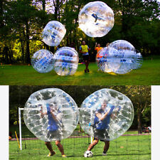 1.2M Human Knocker ball inflatable Bumper Bubble soccer Zorb Ball for Adult  4ft