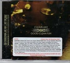 (CY513) Clearlake, Good Clean Fun - 2005 DJ CD