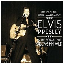 Various Artists-Elvis Presley The Songs That Drove Him W CD NEW