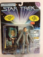 STAR TREK PLAYMATES CAPTAIN KIRK IN ENVIRONMENTAL SUIT *SHIPS WORLDWIDE*