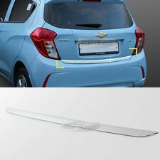 Chrome Rear Trunk Lip Cover Guard Molding Garnish Trim for CHEVY 2016-2017 Spark