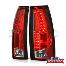[Escalade Style] 88-98 Chevy GMC Silverado Sierra Pickup 1500 2500 LED Taillight