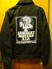 ARROGANT BASTARD ALE ~ STONE BREWING Co ~ LARGE ~ NEW ~ DICKIES Delivery Jacket
