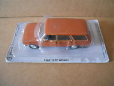 Legendary Cars FIAT 125 P KOMBI 1:43 Die Cast [MV00] Rara!