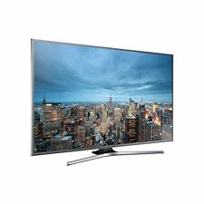 "Samsung UE50JU6800K 50"" 4K Ultra HD Smart TV Wi-Fi Silver - LED TV"