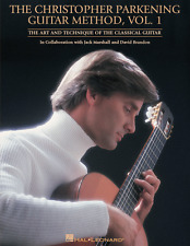 """""""THE CHRISTOPHER PARKENING GUITAR METHOD"""" VOL. 1 MUSIC BOOK-BRAND NEW ON SALE!!"""
