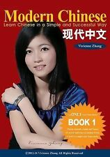 Modern Chinese (BOOK 1) - Learn Chinese in a Simple and Successful Way -...