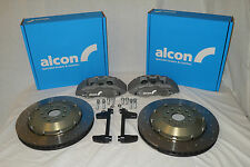 Alcon Subaru Impreza 365mm Carrera Kit de freno de