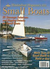 Small Boats magazine Rigging Stowage Bass boat Beetle skiff Motor launch Sloop