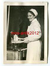 Foto, Krankenschwester, Nurse, Frontstalag 142, Besancon, Frankreich, 2